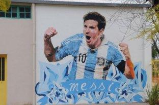 Messi tiene su propio circuito turístico en Rosario