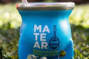 Se realiza la mayor feria del Mate en el predio de La Rural en Buenos Aires