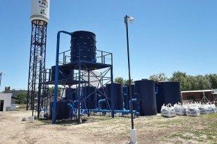 La provincia finalizó la construcción de un nuevo sistema de agua potable para la ciudad de Recreo