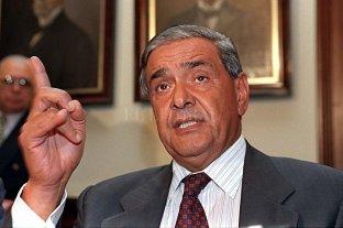 Murió el expresidente de la Corte Suprema, Julio Nazareno