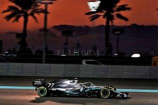 Bottas fue el más rápido en los entrenamientos de la Fórmula 1 en Abu Dhabi
