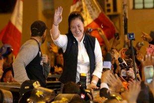 Keiko Fujimori salió de la cárcel después de casi trece meses detenida