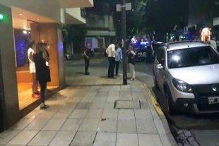 Dos detenidos tras un robo y tiroteo en Las Cañitas