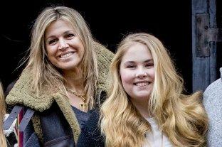 Máxima de Holanda revela por qué no celebrarán los 16 años de la princesa Amalia