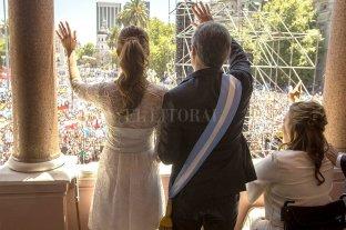 La última semana de Macri en la Rosada