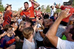 Ateneo campeón de la Liga Santafesina