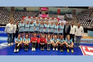 Handball: la Selección Nacional Femenina no pudo con Japón