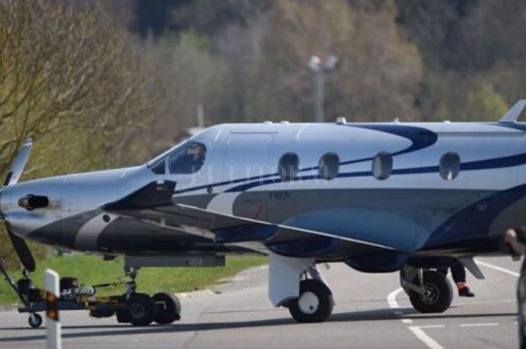Nueve muertos al estrellarse un avión en Dakota del Sur