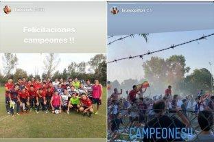 Conti y los hermanos Pittón felicitaron a Ateneo por el título de Liga Santafesina
