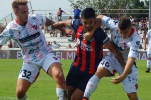 Patronato visita a San Lorenzo necesitado de puntos