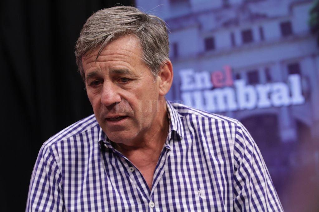 Emilio Jatón, intendente electo, exige datos sobre deudas al municipio actual. Crédito: Pablo Aguirre