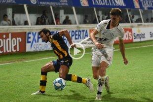Central Córdoba y Rosario Central empataron 1 a 1