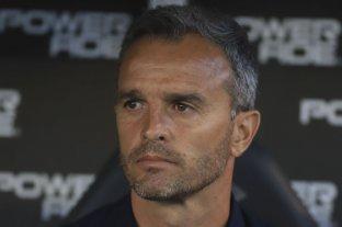 """Lavallén: """"Intentamos otra cosa, pero el resultado fue el mismo"""""""