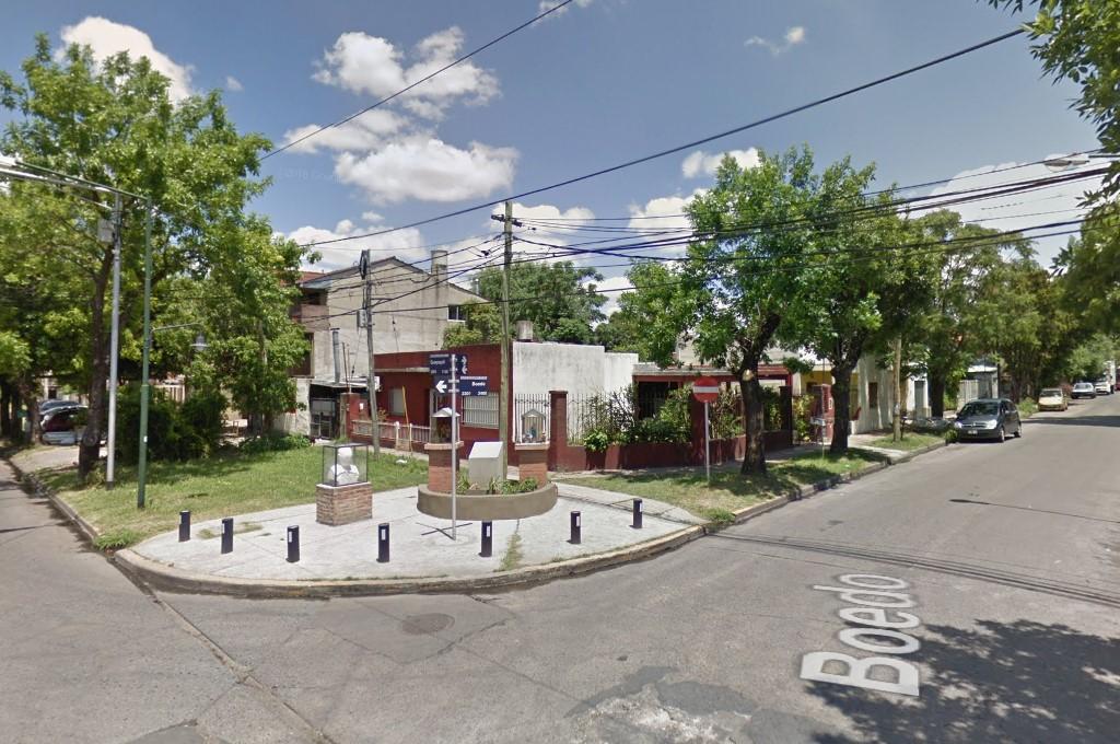 El lugar donde ocurrió el hecho. Crédito: Google Maps