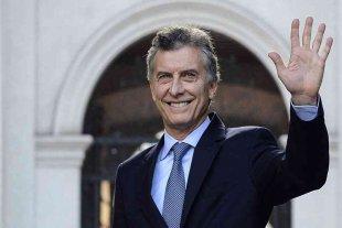 Macri llegó a España para participar de la cumbre sobre el cambio climático