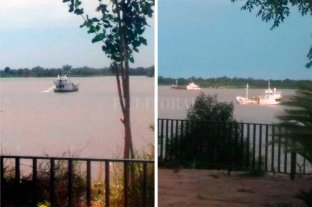 Riesgo de derrumbe: barcazas areneras hacen temblar a viviendas costeras
