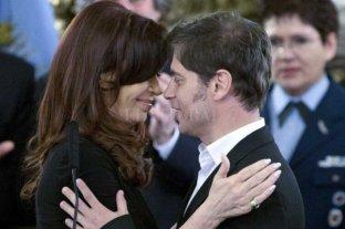 "Kicillof sostiene que la Justicia ""persigue"" a Cristina Fernández"