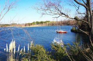 San Luis: buscan el cuerpo de un joven que se ahogó
