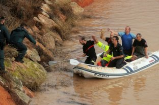 Al menos cinco muertos por temporal en el sureste de Francia