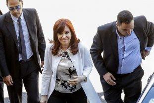 Cristina dijo que la justicia no la dejó entregar el mando a Macri en 2015