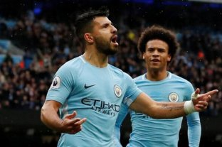 Manchester City, sin Agüero, abre la fecha de la Premier inglesa ante Burnley