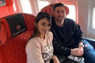 """San Valentín """"espectacular"""": el regalo de Lionel Messi a Antonella Roccuzzo"""