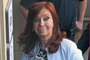 """""""No soy amiga de Lázaro Báez y nunca lo fui"""", dijo Cristina Kirchner"""