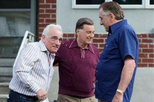 """Martin Scorsese pide que su filme """"El irlandés"""" no sea visto en teléfonos personales"""