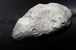 """Un asteroide """"potencialmente peligroso"""" podría impactar contra la tierra"""