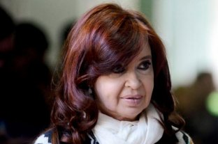"Cristina Kirchner: ""A mí me absolvió la historia"""