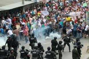 Una delegación del Parlasur denuncia 32 muertos, 832 heridos y 1513 detenidos en Bolivia