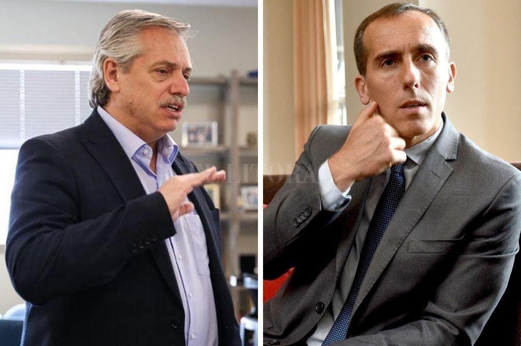 Alberto Fernández y Alconada Mon. Crédito: Archivo El Litoral / Flavio Raina