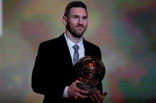 """Messi: """"Me queda más para seguir disfrutando, pero se va acercando el momento de la retirada"""""""