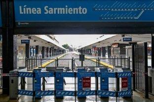 Más de 300 mil pasajeros afectados en Buenos Aires por un paro en el tren Sarmiento
