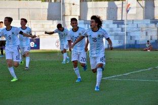 Argentina igualó ante Paraguay y clasificó a semifinales del Sudamericano Sub 15