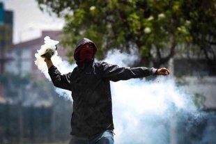 En un confuso episodio, murió un estudiante colombiano herido por un explosivo