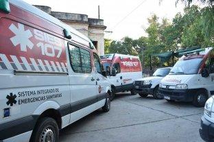 Tras el ataque a una ambulancia, el 107 sólo atiende emergencias