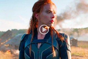 Presentaron el primer tráiler de Black Widow