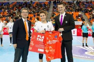 Argentina venció a China y obtuvo su primera victoria en el Mundial de handball femenino de Japón
