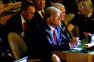 Expectación en EEUU por un informe con la evidencia para someter a Trump a juicio político