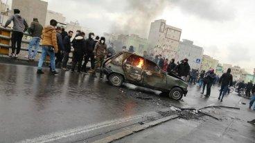 Amnistía Internacional eleva a 208 la cifra de muertos por represión de protestas en Irán