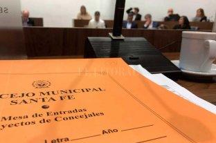 El Concejo aprobó la adecuación presupuestaria pedida por Corral