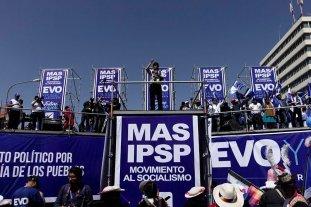 El MAS se pone en marcha para recuperar el poder en Bolivia