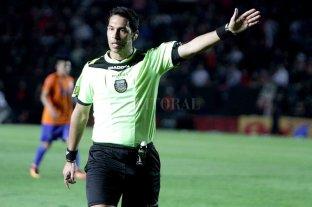 Tello será el árbitro de la final de la Copa Argentina
