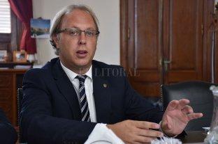 Cierre de gestión: el gobierno provincial saliente difundió los datos económicos financieros - Gonzalo Saglione. -