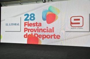 En vivo: mirá la Fiesta Provincial del Deporte 2019