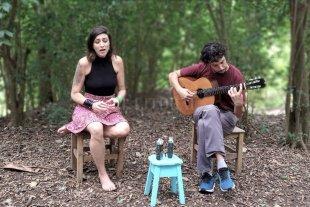 Fin de semana con raíz folclórica - El sábado actuará el dúo conformado por Noelia García y Marco Kofman, potenciando el decir de la palabra con la calidez interpretativa. -