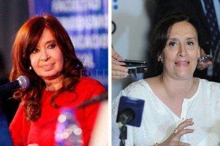 Michetti y Cristina se reúnen en el Congreso