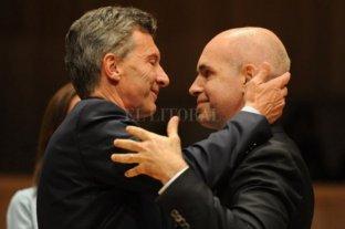 Macri le habilitó un crédito a Larreta por 100 millones de dólares