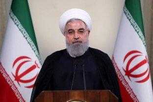 """Rohani negociará con Estados Unidos si levanta las sanciones, que tachó de """"crueles y terroristas"""""""